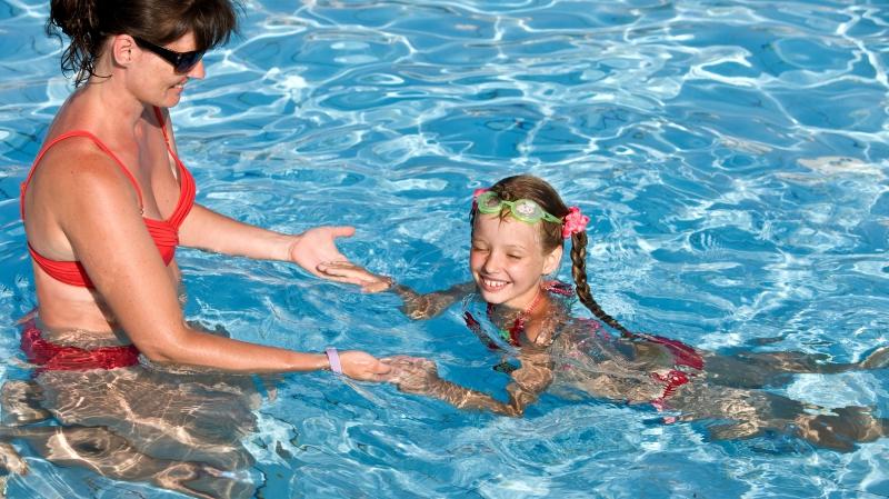Zapisy na zajęcia nauki pływania