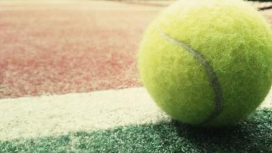 Korty tenisowe - promocja