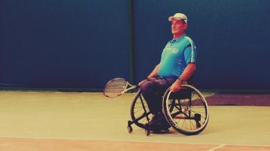 Ogólnopolski Turniej Klasyfikacyjny w tenisie ziemnym na wózkach