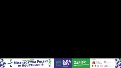 MISTRZOSTWA POLSKI -AQUATHLON