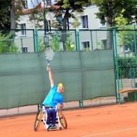 OTK w tenisie ziemnym na wózkach 2015
